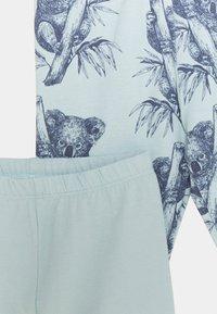 Walkiddy - KOALAS 2 PACK - Leggings - Trousers - light blue - 3
