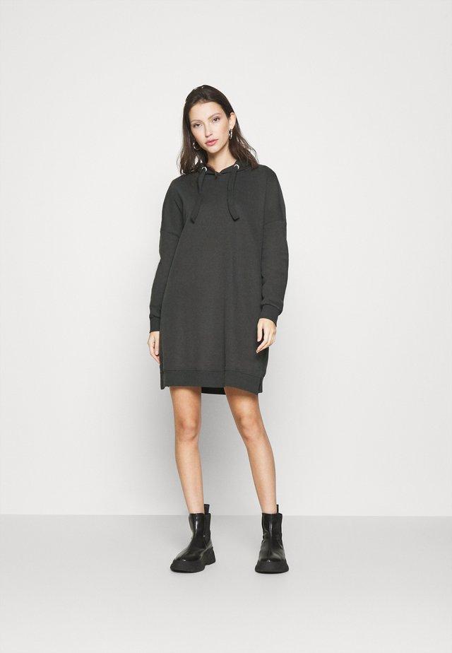 ONLLINA FEEL HOOD DRESS - Day dress - phantom