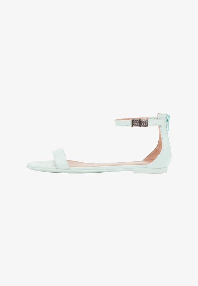 CARINE  - Sandals - turquoise