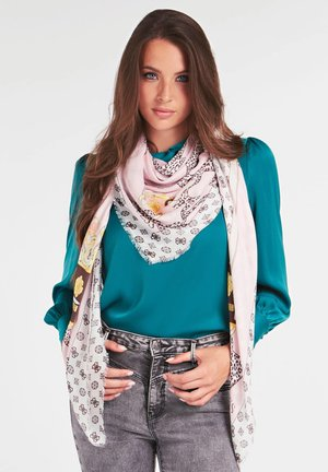 SOUTH BAY 4G-LOGO - Foulard - white multi