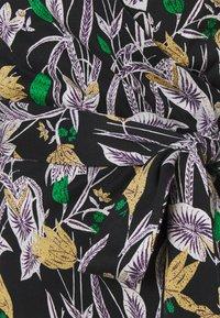 Diane von Furstenberg - NEW JULIAN TWO - Jerseyjurk - bali medium black - 6