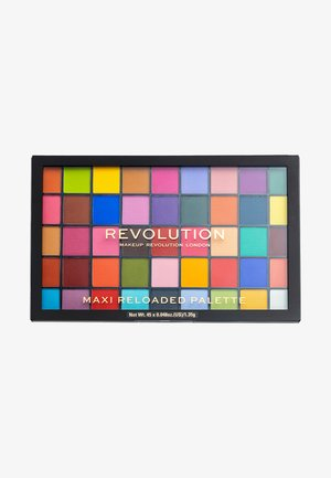MAXI RELOADED EYESHADOW PALETTE - Øjenskyggepalette - monster mattes