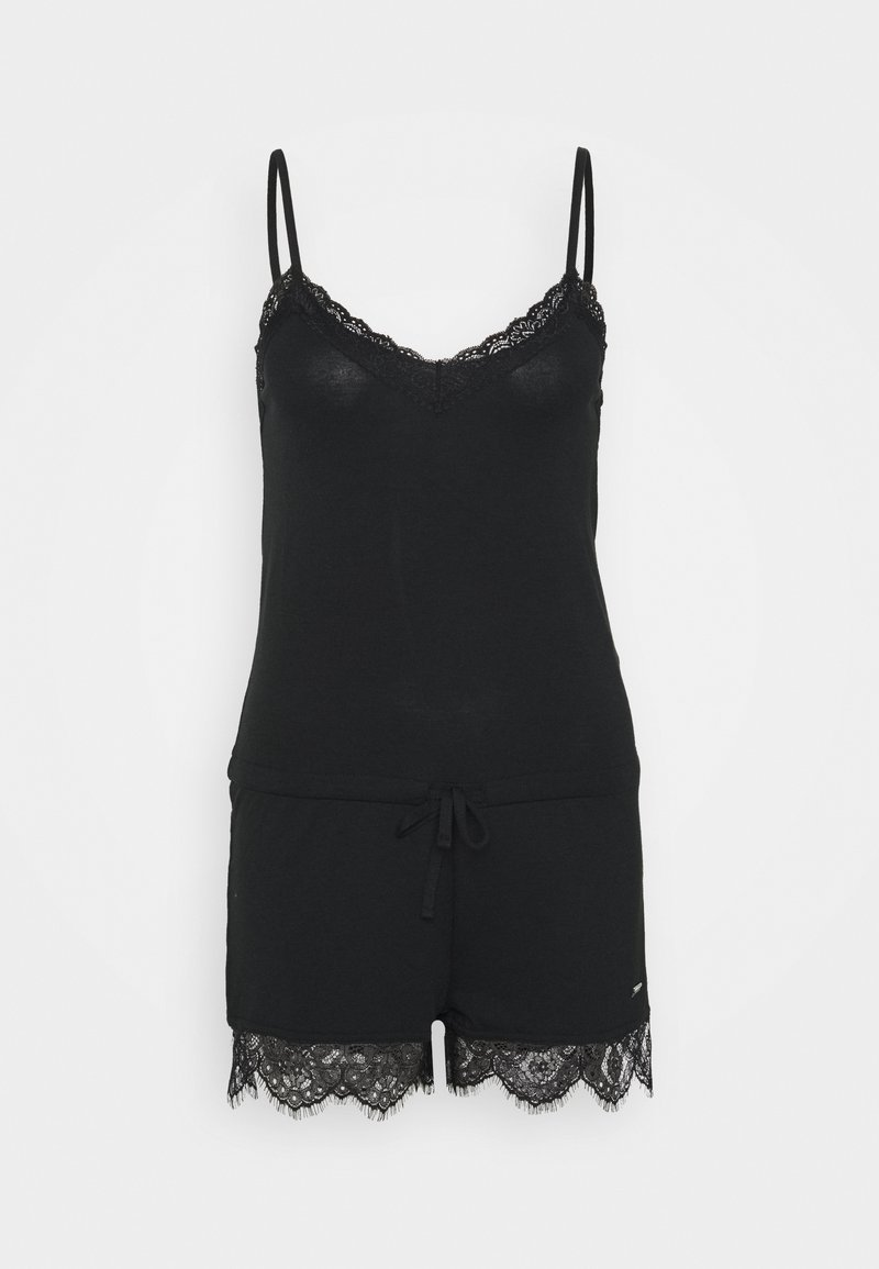 LASCANA - PLAYSUIT - Pyjamas - black