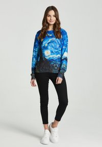 Mr. GUGU & Miss GO - THE STARRY NIGHT - Sweatshirt - blue - 1