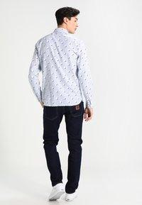 Carhartt WIP - KLONDIKE MILLS - Straight leg jeans - blue rinsed - 2
