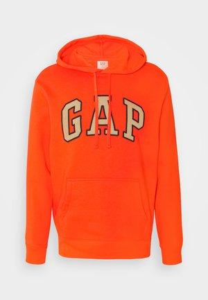 Bluza z kapturem - orange pop