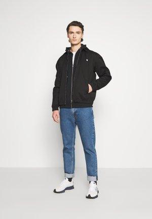 VILLE  - Zip-up hoodie - black