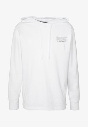 UMLT-JIMMY T-SHIRT L-S - Hoodie - white