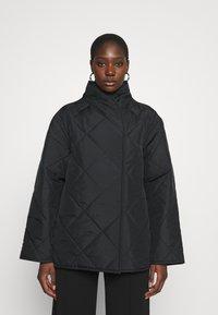 ARKET - JACKET - Light jacket - black - 0