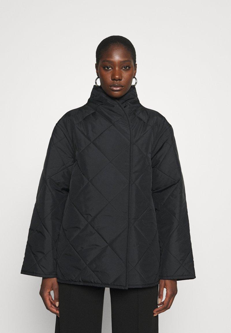 ARKET - JACKET - Light jacket - black