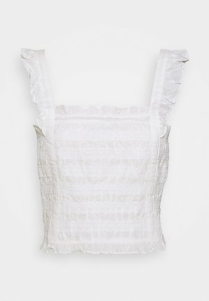 CRUNCHIE - Pusero - white