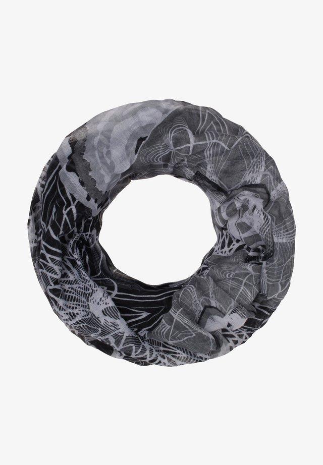 NOLIE - Écharpe tube - grau