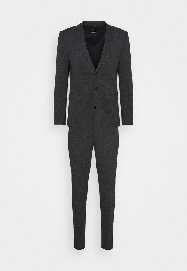 DAMON GUN - Suit - medium grey