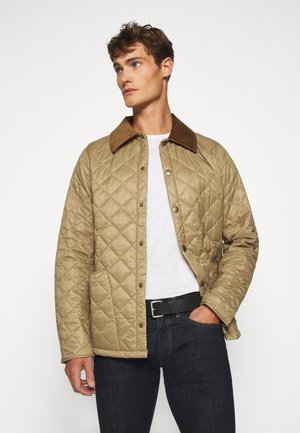 WINTER HERITAGE LIDDESDALE QUILT - Light jacket - sand