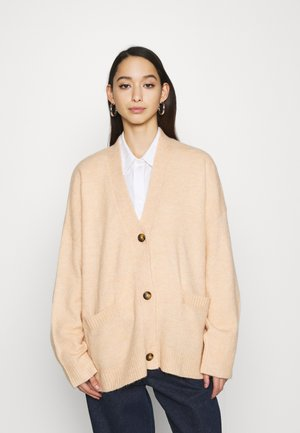 BOBBI - Cardigan - beige light