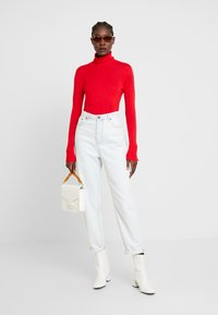 Pedro del Hierro - TURTLENECK - Jumper - red - 1