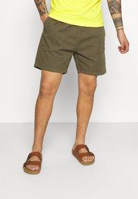 Dickies - PELICAN RAPIDS - Shorts - military green - 0