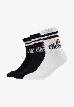 3 PACK  - Socks - navy/white/black