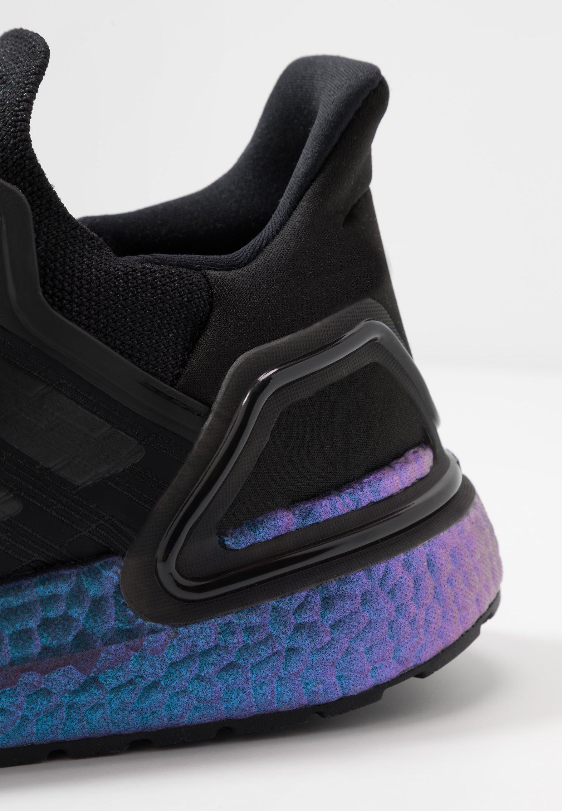 ULTRABOOST 20 PRIMEKNIT RUNNING SHOES - Chaussures de running neutres -  core black/blue violet metallic