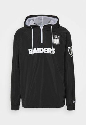 NFL OAKLAND RAIDERS - Club wear - black