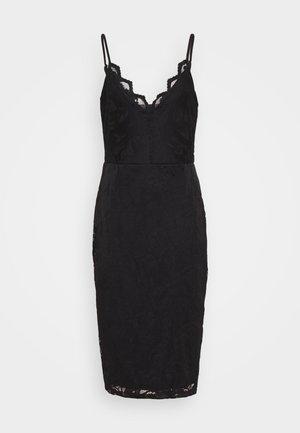 VISTASIA STRAP DRESS - Cocktail dress / Party dress - black