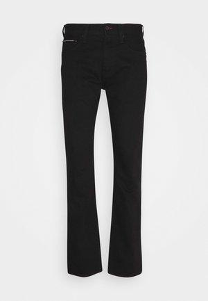 CORE DENTON STRAIGHT  - Straight leg jeans - detroit black