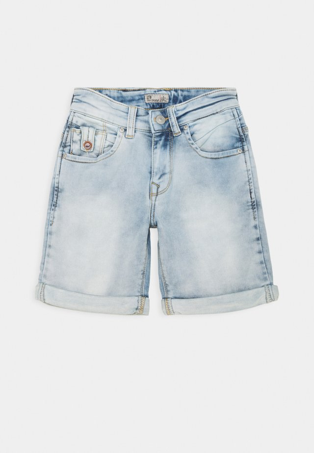 ANDERS  - Shorts di jeans - elina wash