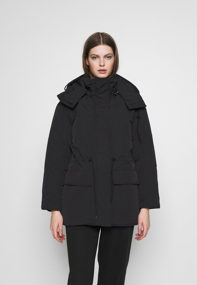 ZIMBRA PADDED JACKET - Winter jacket - black