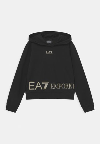 EA7 GIRL - Mikina - black