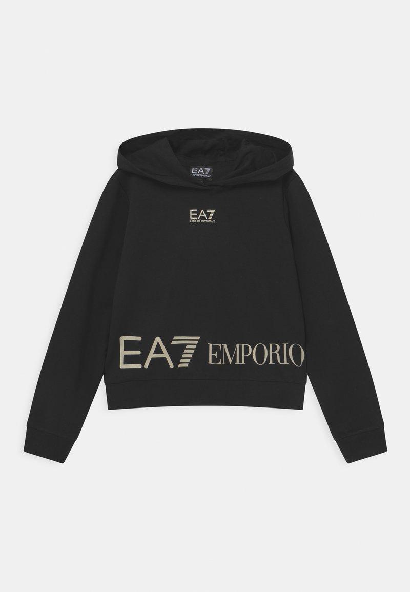 Emporio Armani - EA7 GIRL - Mikina - black