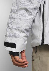 Oakley - ICE PULLOVER - Snowboard jacket - grey - 5