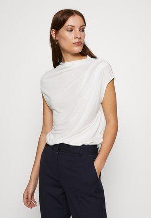 POPEEY - Basic T-shirt - ivory