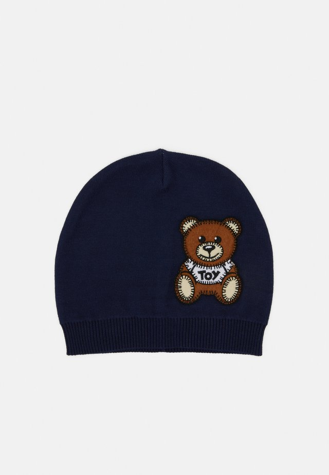 HAT UNISEX - Berretto - blue navy