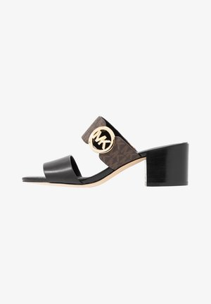 SUMMER MID - Sandalias - black