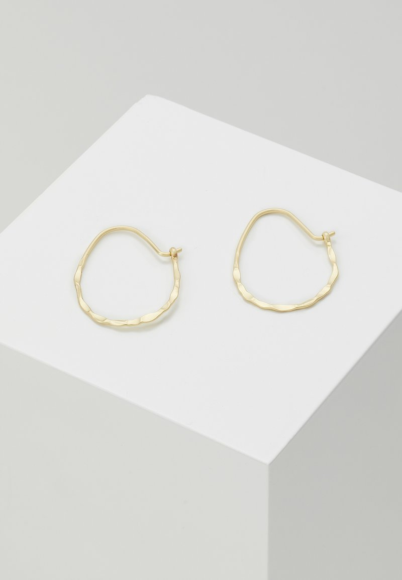 Pilgrim - EARRINGS OLENA - Earrings - gold-coloured