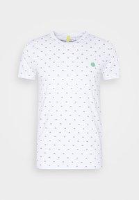 TOM TAILOR DENIM - Print T-shirt - white - 3