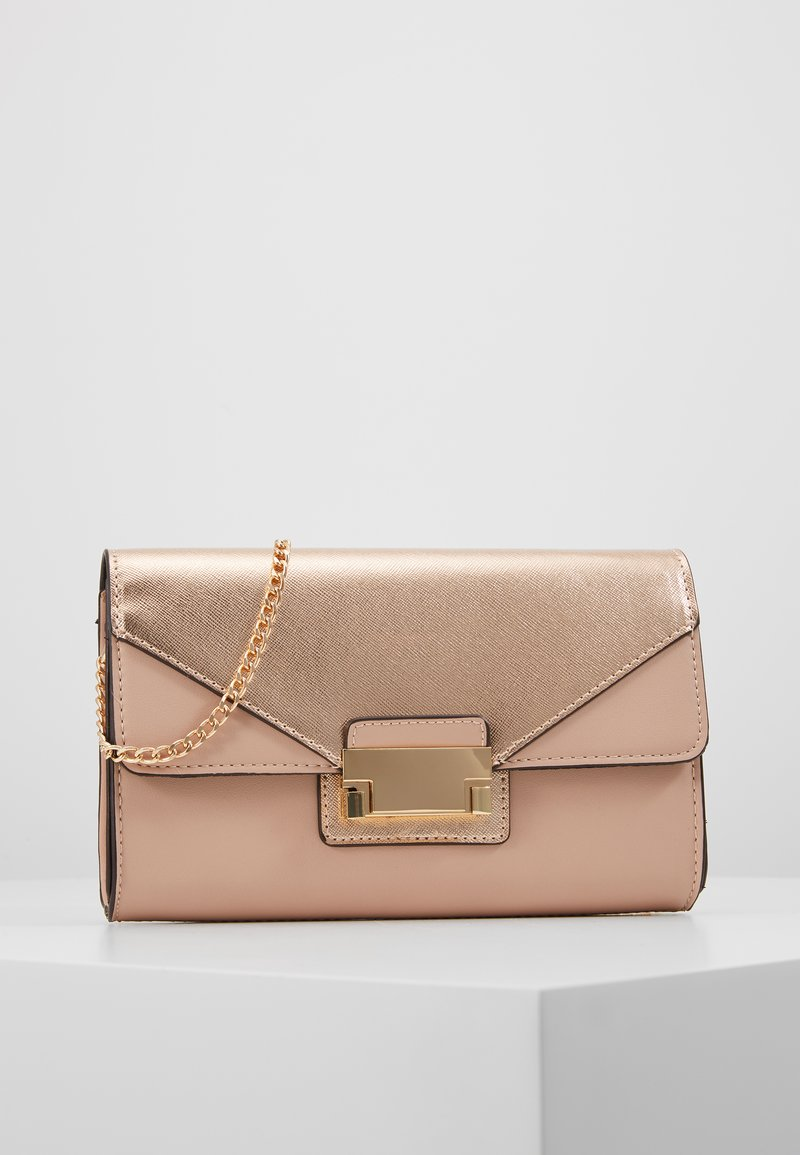 Dorothy Perkins - PUSHLOCK MIX  - Clutch - rose