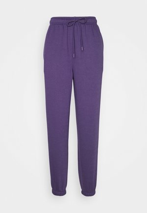 HARLEY JOGGER - Trainingsbroek - plum