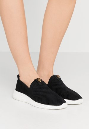 LORNA - Loaferit/pistokkaat - black