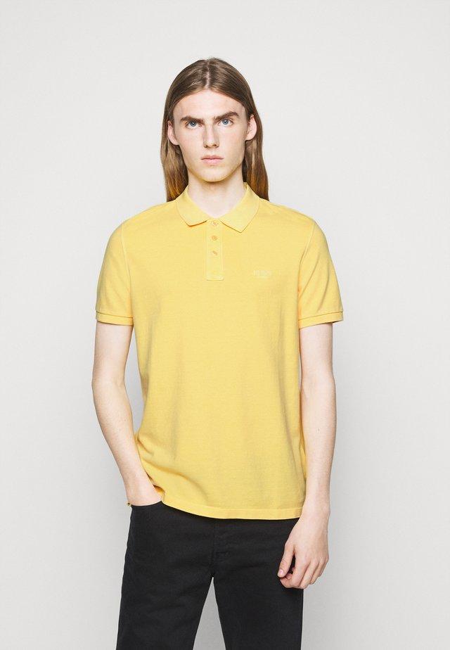 AMBROSIO - Koszulka polo - bright yellow