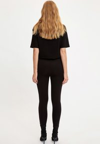 DeFacto - Leggings - Trousers - black - 2