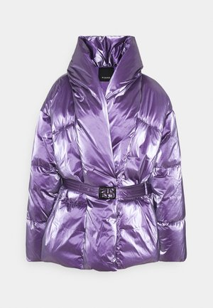 GABRIELE COAT - Winter jacket - purple