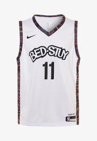 Nike Performance - NBA KYRIE IRVING BROOKLYN NETS CITY EDITION - Sports shirt - white - 0