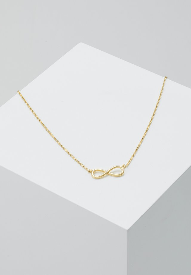 INFINITY - Collier - pale gold-coloured