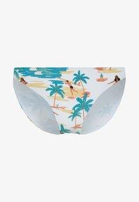 Roxy - Bikini bottoms - bright white honolulu - 3