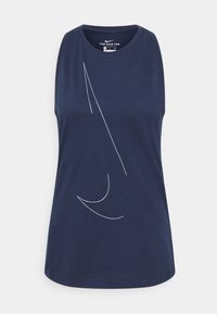 Nike Performance - DRY TANK  YOGA - Sports shirt - midnight navy - 3
