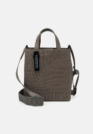 PAPER - Handbag - honey grey
