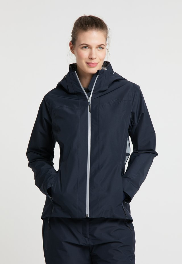 ELATION - Giacca outdoor - navy blue