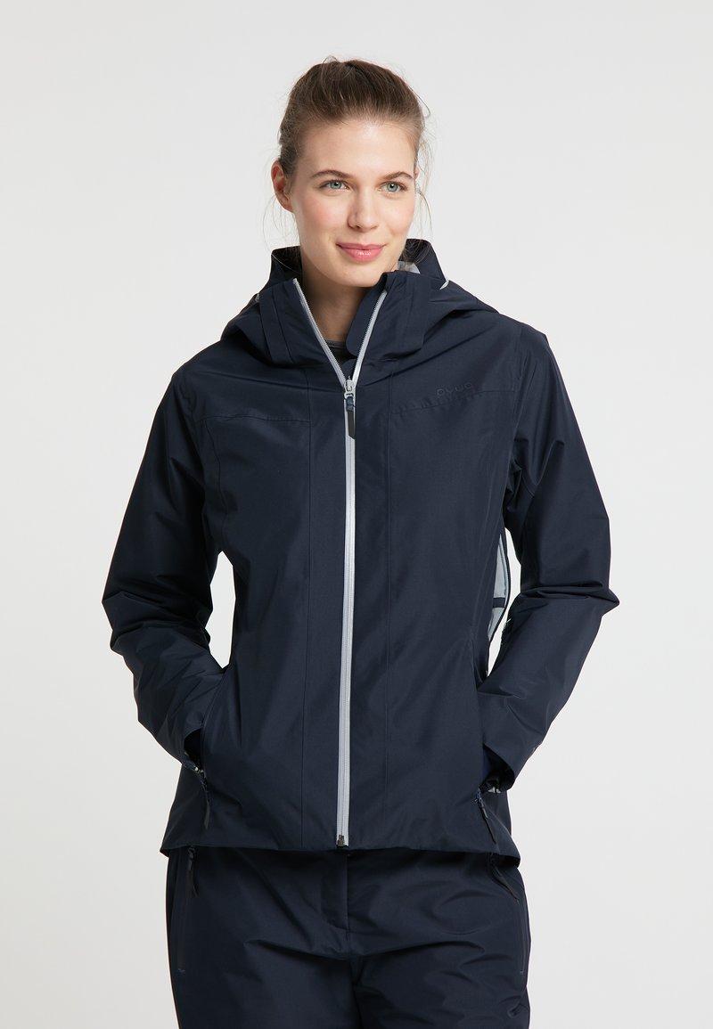 PYUA - ELATION - Outdoor jacket - navy blue