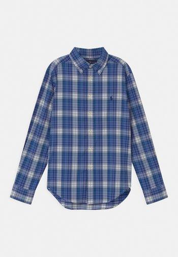 Shirt - blue/pink/multi